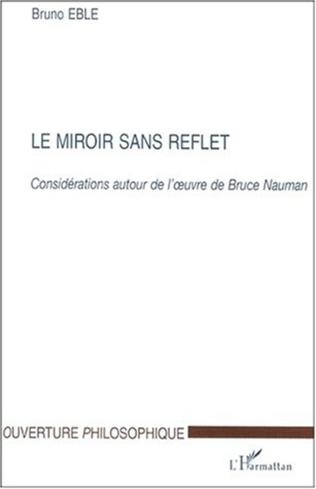 Couverture LE MIROIR SANS REFLET
