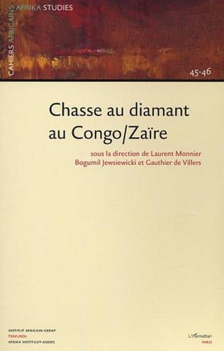 Couverture CHASSE AU DIAMANT AU CONGO/ZAÏRE (n° 45-46)