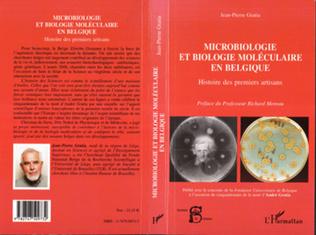 Couverture MICROBIOLOGIE ET BIOLOGIE MOLECULAIRE EN Belgique
