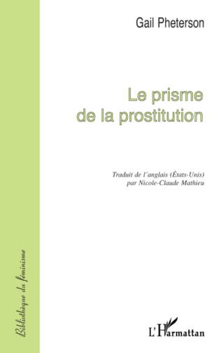 Couverture LE PRISME DE LA PROSTITUTION