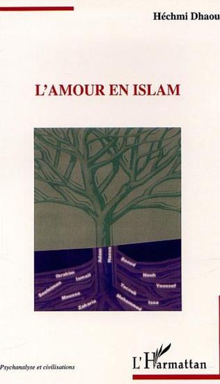 Couverture L'AMOUR EN ISLAM