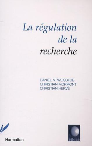 Couverture La régulation de la recherche