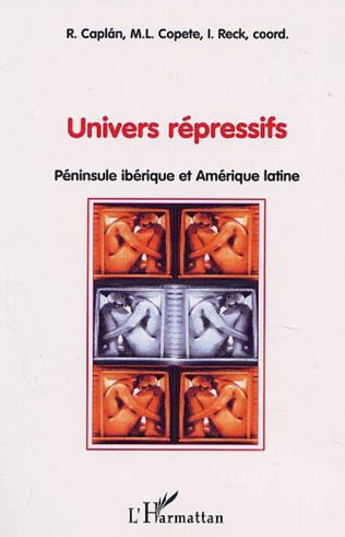 Couverture UNIVERS RÉPRESSIFS