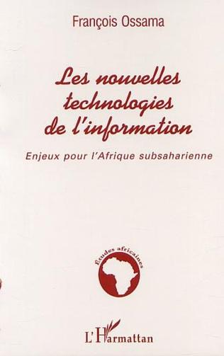 Couverture LES NOUVELLES TECHNOLOGIES DE L'INFORMATION