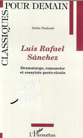 Couverture LUIS RAFAEL SÀNCHEZ