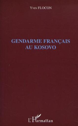 Couverture Gendarme français au Kosovo