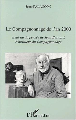 Couverture LE COMPAGNONNAGE DE L'AN 2000