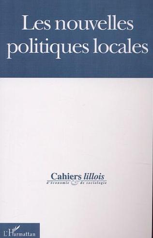 Couverture LES NOUVELLES POLITIQUES LOCALES (n°35-36)