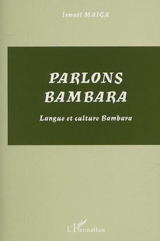Couverture PARLONS BAMBARA