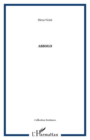 Couverture ASSOLO