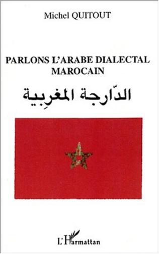 Couverture PARLONS L'ARABE DIALECTAL MAROCAIN