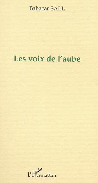 Couverture LES VOIX DE L'AUBE