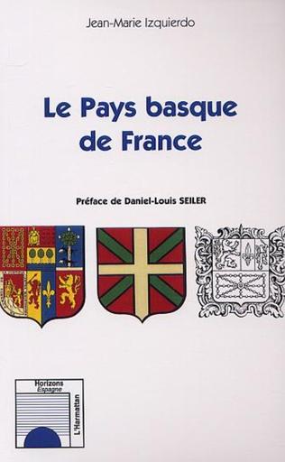 Couverture LE PAYS BASQUE EN FRANCE