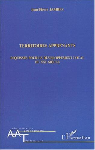 Couverture TERRITOIRES APPRENANTS