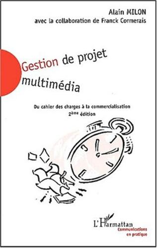 Couverture GESTION DE PROJET MULTIMÉDIA