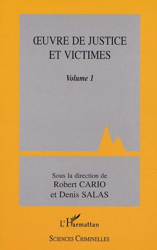 Couverture ŒUVRE DE JUSTICE ET VICTIMES