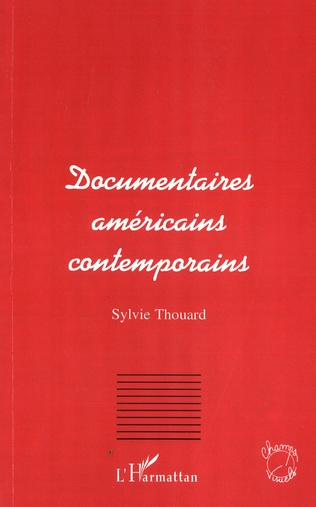 Couverture Documentaires américains contemporains
