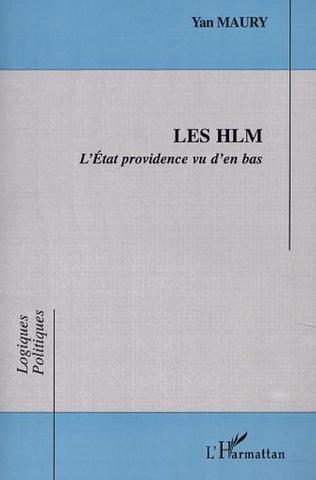 Couverture LES HLM