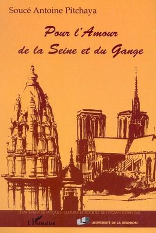 Couverture POUR L'AMOUR DE LA SEINE ET DU GANGE
