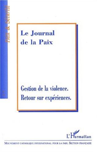 Couverture GESTION DE LA VIOLENCE