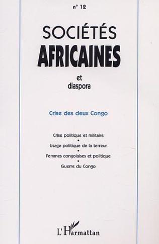 Couverture CRISE DES DEUX CONGO