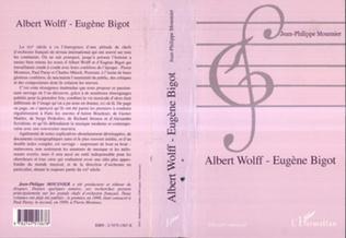 Couverture Albert Wolff - Eugène Bigot