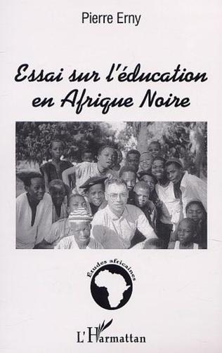 Couverture ESSAI SUR L'ÉDUCATION EN AFRIQUE NOIRE