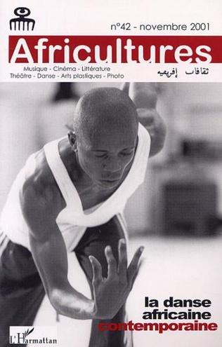 Couverture La danse africaine contemporaine