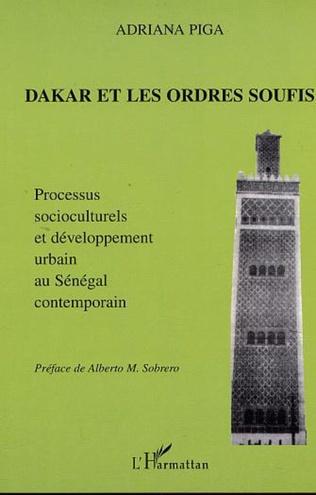 Couverture DAKAR ET LES ORDRES SOUFIS