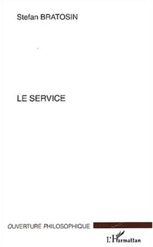 Couverture Le service