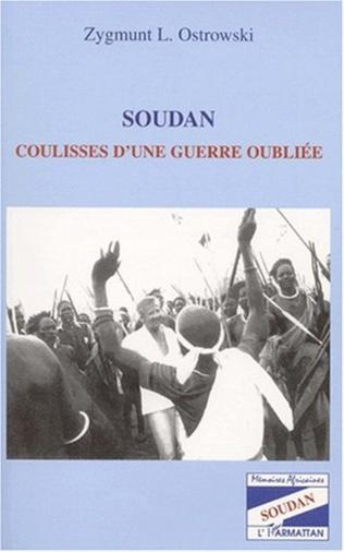 Couverture SOUDAN COULISSES D'UNE GUERRE OUBLIÉE