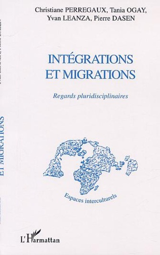 Couverture INTÉGRATIONS ET MIGRATIONS