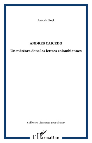 Couverture ANDRES CAICEDO