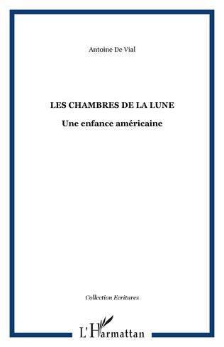 Couverture LES CHAMBRES DE LA LUNE