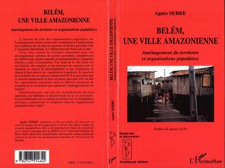 Couverture BELÉM, UNE VILLE AMAZONIENNE