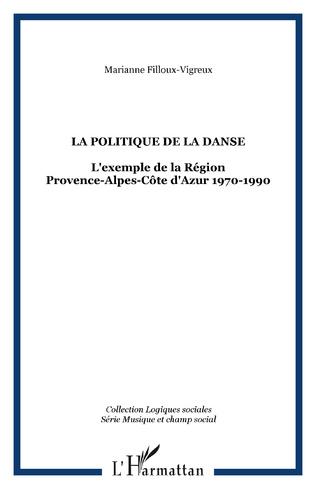 Couverture LA POLITIQUE DE LA DANSE