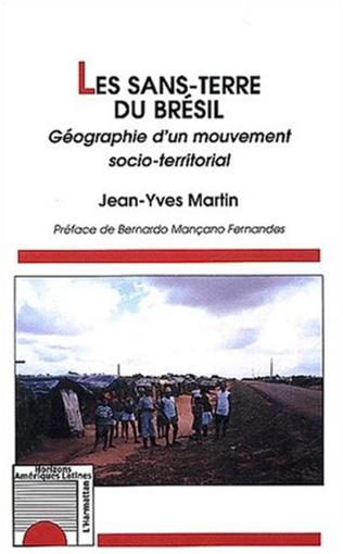 Couverture LES SANS-TERRE DU BRÉSIL