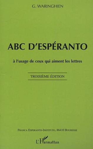 Couverture ABC D'ESPERANTO