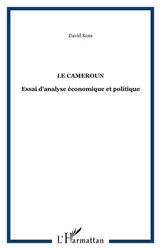 Couverture LE CAMEROUN