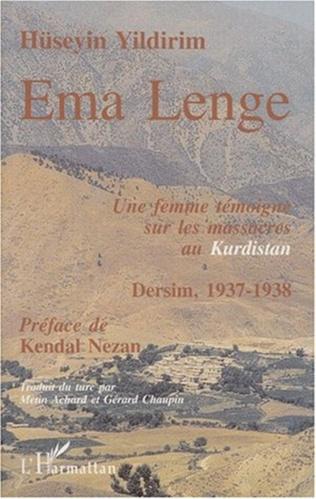 Couverture Ema Lenge