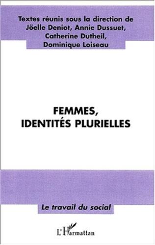 Couverture FEMMES , IDENTITÉS PLURIELLES
