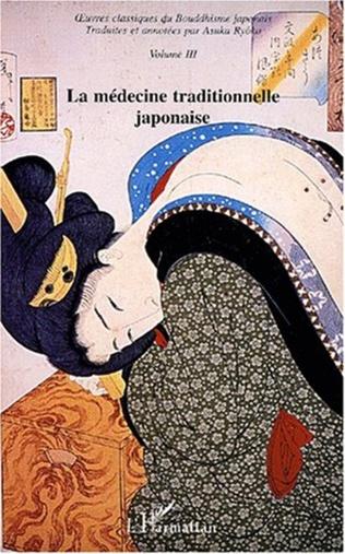 Couverture LA MÉDECINE TRADITIONNELLE JAPONAISE