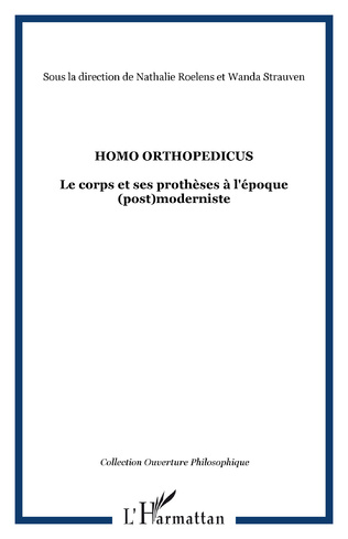 Couverture HOMO ORTHOPEDICUS
