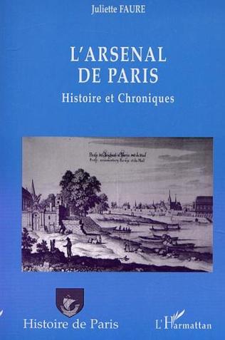 Couverture L'ARSENAL DE PARIS