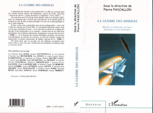 Couverture LA GUERRE DES MISSILES