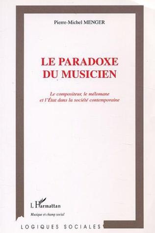 Couverture LE PARADOXE DU MUSICIEN
