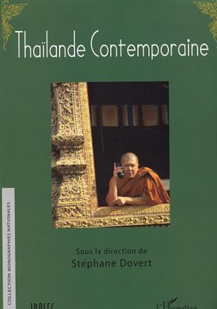 Couverture THAÏLANDE CONTEMPORAINE