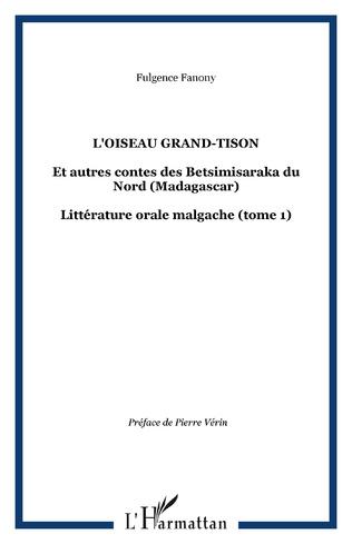 Couverture L'OISEAU GRAND-TISON