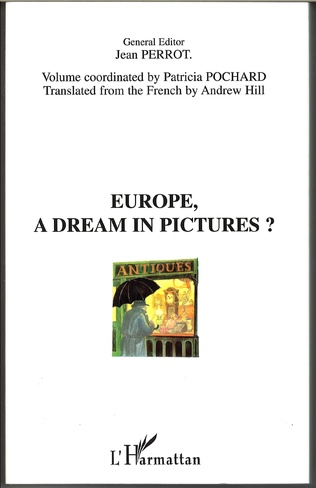 Couverture Europe, a dream in pictures ?