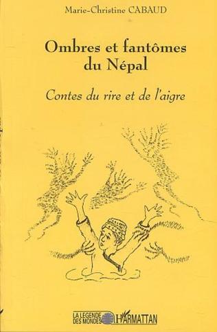 Couverture OMBRES ET FANTOMES DU NEPAL